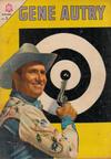 Cover for Gene Autry (Editorial Novaro, 1954 series) #145 [Española]