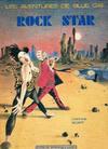 Cover for Les aventures de Blue Cat (Dominique Leroy, 1982 series)