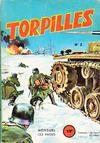 Cover for Torpilles (Edi-Europ, 1964 series) #2