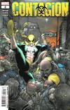 Cover Thumbnail for Contagion (2019 series) #2 [Juan José Ryp]