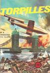 Cover for Torpilles (Edi-Europ, 1964 series) #9