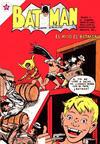 Cover for Batman (Editorial Novaro, 1954 series) #15