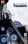 Cover for Hawkeye (Marvel, 2017 series) #13 [Lenticular Homage Cover Variant]