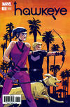 Cover for Hawkeye (Marvel, 2017 series) #13 [Michael Walsh Cover Variant]