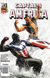 Cover Thumbnail for Captain America (2005 series) #46 [Newsstand]