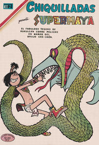 Cover Thumbnail for Chiquilladas (Editorial Novaro, 1952 series) #276
