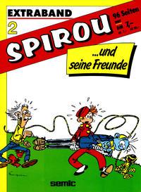 Cover Thumbnail for Spirou und seine Freunde (Carlsen Comics [DE], 1984 ? series) #2