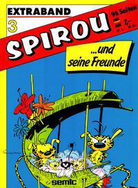 Cover Thumbnail for Spirou und seine Freunde (Carlsen Comics [DE], 1984 ? series) #3