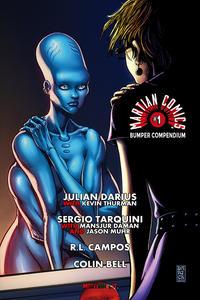 Cover Thumbnail for Martian Comics Bumper Compendium (Martian Lit, 2016 series) #1