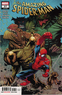 Cover Thumbnail for Amazing Spider-Man (Marvel, 2018 series) #37 (838)