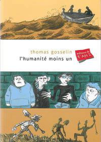 Cover Thumbnail for L'humanité moins un (Editions de l'An 2, 2004 series)