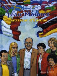 Cover Thumbnail for Jean Monnet, bâtisseur d'Europe (Editions de l'An 2, 2006 series)