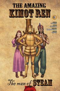 Cover Thumbnail for Kimot Ren (Martian Lit, 2016 series) #3