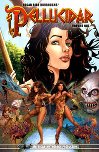 Cover Thumbnail for Pellucidar (American Mythology Productions, 2019 series) #1