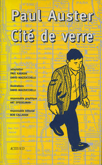 Cover Thumbnail for Cité de verre (Actes Sud, 1995 series)
