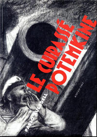 Cover for Le cuirassé Potemkine (Actes Sud, 2019 series)