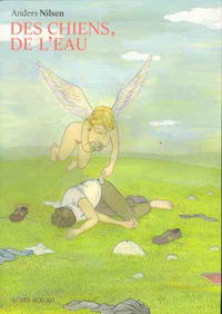 Cover Thumbnail for Des chiens, de l'eau (Actes Sud, 2005 series)