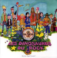 Cover Thumbnail for Les dinosaures du Rock (Actes Sud, 2013 series)