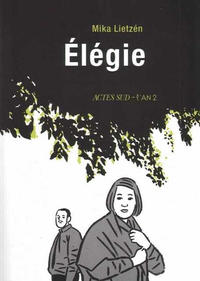 Cover Thumbnail for Élégie (Actes Sud, 2009 series)