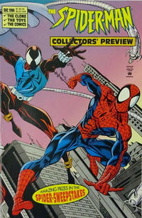 Cover Thumbnail for Spider-Man Collectors' Preview (Marvel, 1994 series)
