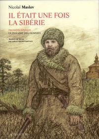 Cover Thumbnail for Il était une fois la Sibérie (Actes Sud, 2010 series)