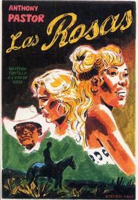 Cover Thumbnail for Las Rosas (Actes Sud, 2010 series)