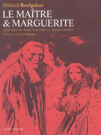 Cover Thumbnail for Le maître & Marguerite (Actes Sud, 2005 series)