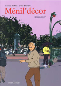 Cover Thumbnail for Ménil'décor (Actes Sud, 2015 series)