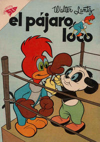 Cover Thumbnail for El Pájaro Loco (Editorial Novaro, 1951 series) #138
