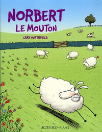 Cover Thumbnail for Norbert le mouton (Actes Sud, 2008 series)