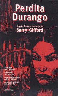 Cover Thumbnail for Perdita Durango (Actes Sud, 1996 series)