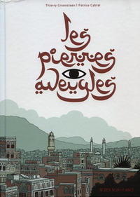 Cover for Les pierres aveugles (Actes Sud, 2008 series)