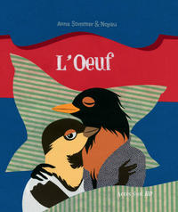 Cover Thumbnail for L'Œuf (Actes Sud, 2014 series)