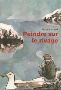 Cover for Peindre sur le rivage (Actes Sud, 2010 series)