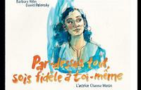 Cover Thumbnail for Par dessus-tout, sois fidèle à toi-même (Actes Sud, 2016 series)