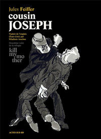 Cover Thumbnail for Kill my mother (Actes Sud, 2018 series) #Cousin Joseph