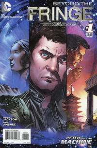 Cover Thumbnail for Beyond the Fringe (DC, 2012 series) #1