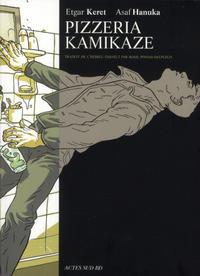 Cover for Pizzeria Kamikaze (Actes Sud, 2008 series)