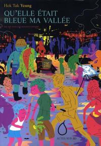 Cover for Qu'elle était bleue ma vallée (Actes Sud, 2007 series)