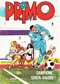 Cover Thumbnail for Primo (Publistrip, 1974 series) #37