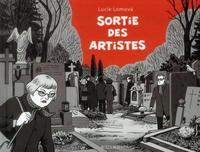 Cover Thumbnail for Sortie des artistes (Actes Sud, 2014 series)
