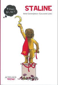 Cover Thumbnail for Staline (Actes Sud, 2010 series)