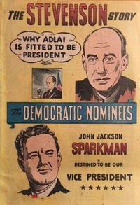 Cover Thumbnail for The Stevenson Story (Democratic National Committee, 1952 series)