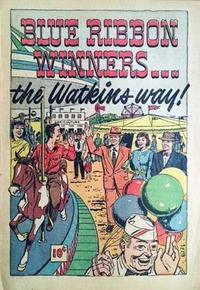 Cover Thumbnail for Blue Ribbon Winners...The Watkins Way (Minneapolis-Moline Modern Machinery; Guild Associates, 1950 ? series)