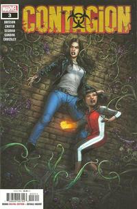 Cover Thumbnail for Contagion (Marvel, 2019 series) #3 [Juan José Ryp]