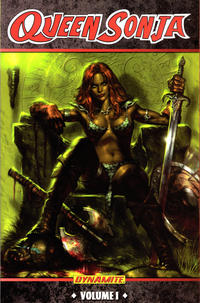 Cover Thumbnail for Queen Sonja (Dynamite Entertainment, 2010 series) #1