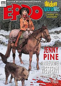 Cover Thumbnail for Eppo Stripblad (Uitgeverij L, 2018 series) #26/2019