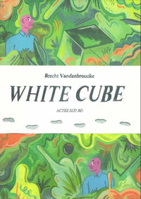 Cover Thumbnail for White cube (Actes Sud, 2014 series)