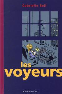 Cover Thumbnail for Les voyeurs (Actes Sud, 2015 series)