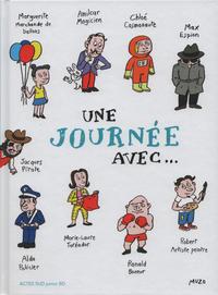 Cover Thumbnail for Une journée avec... (Actes Sud, 2019 series)